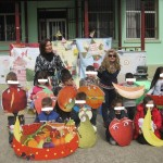 """Η κ. Τσιάμη μας παρουσίασε το βιβλίο της """"Η παρέλαση των φρούτων"""""""